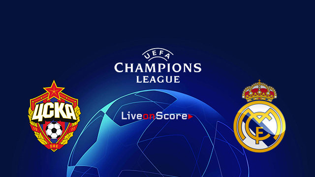 CSKA Moscow vs Real Madrid