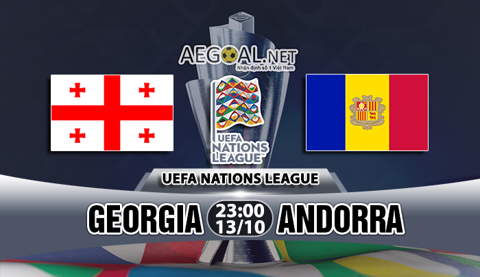Georgia vs Andorra