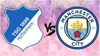 Hoffenheim vs Manchester City