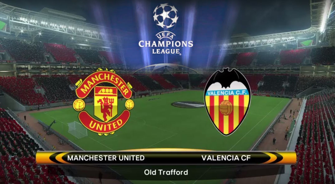 Manchester United vs Valencia