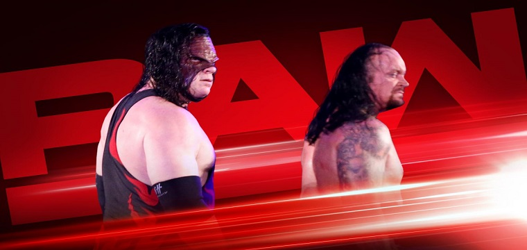 Watch Monday Night RAW Live Streaming