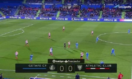 Athletic Bilbao vs Getafe