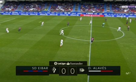 Eibar vs Alaves