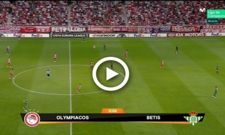 Real Betis vs Olympiacos