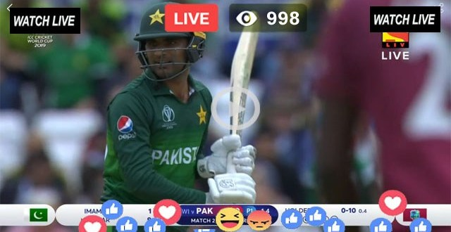 Pakistan vs Australia Live Streaming